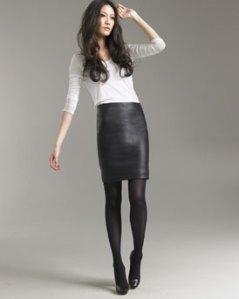 Classic Tee & Leyland Skirt